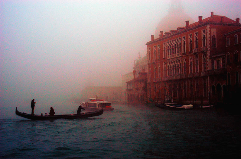 Foggy Venice Morning